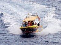 Embarcaciones divertidas y trepidantes