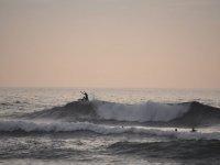 subiendo a la ola
