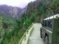Ruta 4x4 por la Sierra Tejeda y Almijara