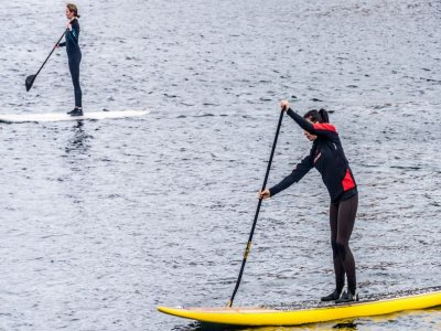 Gita in paddle surf nel Maresme