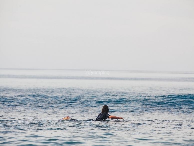 Dominarás la técnica del surf