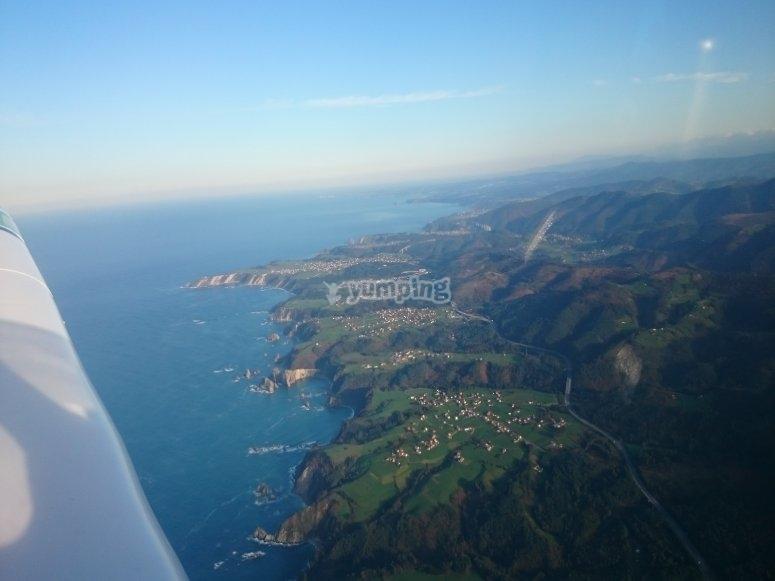 Splendide vedute delle Asturie