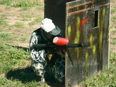 Paintball Ayora