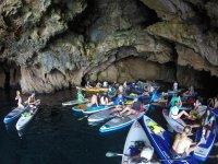 SUP Cave Tour