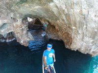 Excursion SUP Cuevas