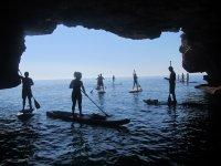 Tour Cuevas Paddle Surf