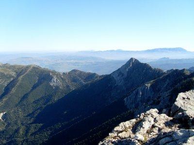 SUV trip from Montecorto to Grazalema