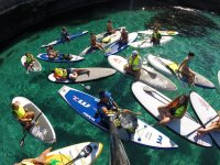 Excursion grupo Paddle Surf