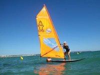 clase de windsurf