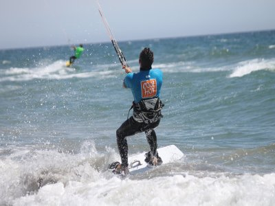 Cool Hot Kiteboard