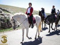 Ruta a caballo en Burgo de Osma