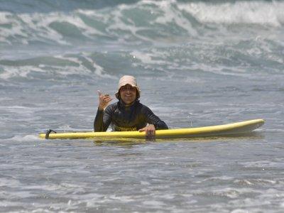 Secret Surf School