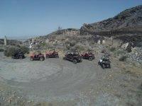 Ruta en buggy por Sierra de Almagrera 2 plazas