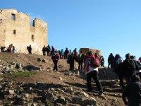 Senderismo y escalada en Turégano Team Building