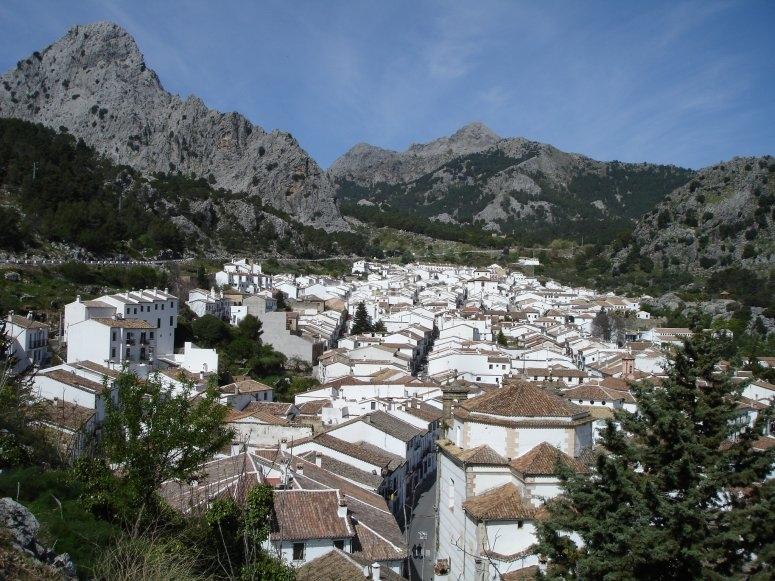 Grazalema, pueblo blanco de Cadiz