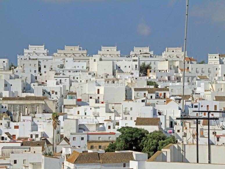 Pueblos blancos del sur de España
