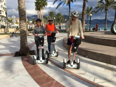 Tour in segway di Albir e Altea