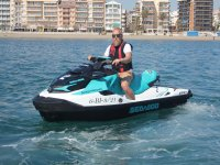 Alquiler motos de agua en Fuengirola por horas
