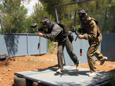 Ideal Live Paintball