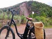 自行车是夏天自行车Naturatours
