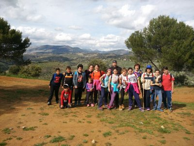10 days summer camp in Cazorla