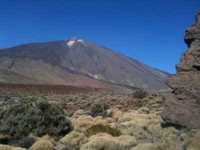 Motorbike Excursion Around Teide for 2