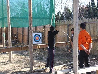 Archery for kids, Deltebre 1h