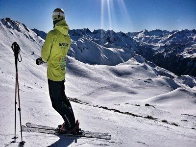 Clases particulares de esquí Baqueira Beret