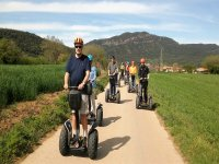 Segway in Sant Joan les Fonts