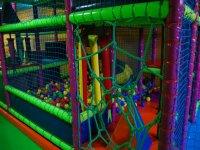 juegos del parque de bolas