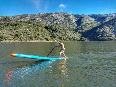 Lezioni di paddle surf a Marbella