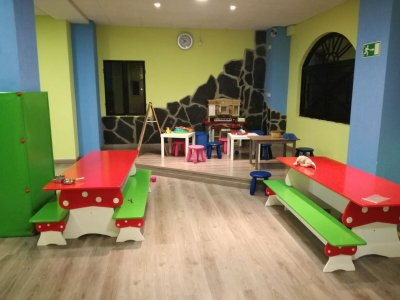 Children's Birthday Party in Móstoles + Snack 3h