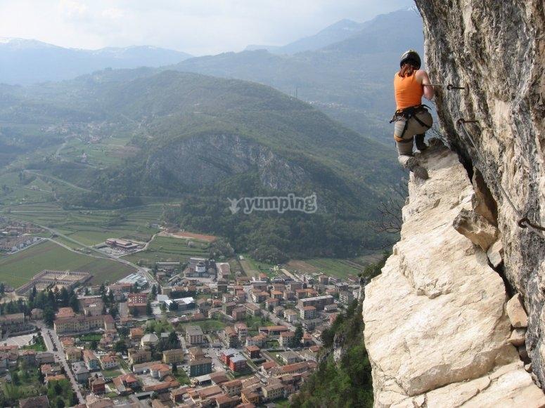 Vistas desde las alturas