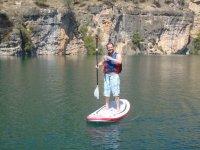 划桨在塔霍河的冲浪路线与指南