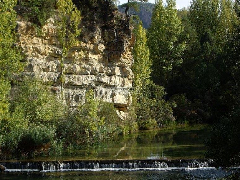 rio Tajo, perfecto para deportes acuaticos