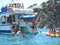 Catamaran Cruise Lloret de Mar All Inclusive