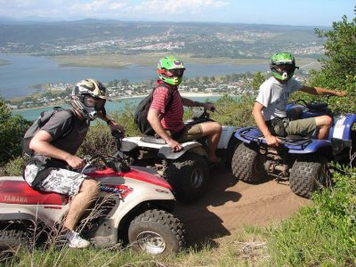 Drive a two-seater quad in Picos de Europa for 2 h