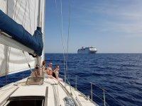 游览船兰萨罗特岛4小时儿童游览