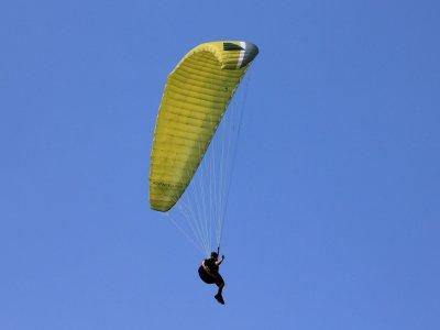 在Algodonales滑翔伞20  -  30分钟