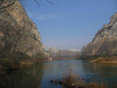 参观Deltebre自然公园为退休人员