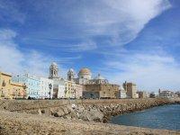La costa de Cadiz