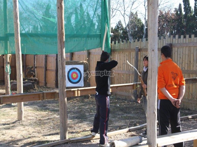 Deporte del tiro con arco