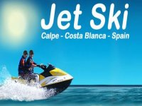 Calpe Jet Ski Costablanca