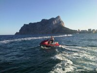 Jet ski Playa Levante Calpe