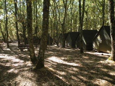 Campamento para colegios en El Píelago 5 días