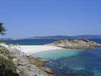 Beautiful beaches in the Atlantic Islands