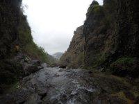 Lecho del rio en Tenerife