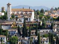 Pasear en moto por Granada 1 día