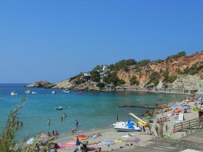 Alquilar una moto en Ibiza 1 día