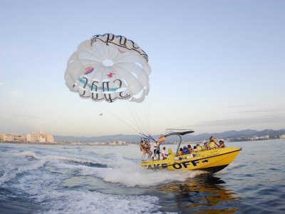 Take Off Ibiza Parascending